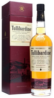 Tullibardine Scotch Single Malt 228 Burgundy Finish 750ml